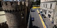 Matsushita sorprende con la Pole de Bakú; Schumacher 6º - SoyMotor.com