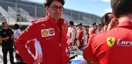 Mattia Binotto en una imagen de archivo del GP de Canadá F1 2019 - SoyMotor