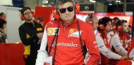 Marco Mattiacci se presenta en sociedad como jefe de equipo de Ferrari