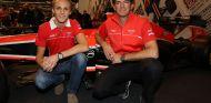 Chilton ve a Marussia capaz de conseguir puntos en 2014