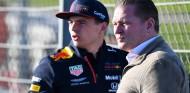 La intrigante respuesta de Jos Verstappen a los rumores sobre Pérez - SoyMotor.com