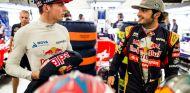 Sainz asegura que las comparaciones con Verstappen son injustas - LaF1
