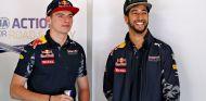 Ricciardo espera con ganas su duelo con Verstappen esta temporada - LaF1
