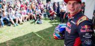 Verstappen apunta a un coche de la parte de arriba en 2017 - LaF1