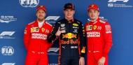 Max Verstappen se lleva la Pole Position en el GP de México F1 2019 - SoyMotor.com