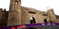 Red Bull no está en forma en Bakú - LaF1