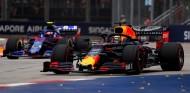 Max Verstappen en el GP de Singapur F1 2019 - SoyMotor.com
