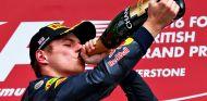 Max Verstappen sube al podio en Silverstone - LaF1