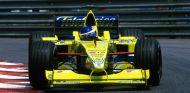 Gastón Mazzacane en el GP de Mónaco de 2000 – SoyMotor.com