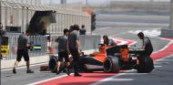 McLaren revive su pesadilla con la MGU-H en los tests de Baréin - SoyMotor.com