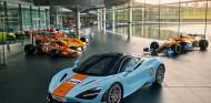 McLaren 720S con los colores de Gulf - SoyMotor.com
