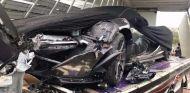 McLaren P1 destrozado - SoyMotor.com
