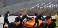 McLaren en Montmeló - SoyMotor