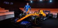 Carlos Sainz en la presentación del McLaren MCL34 - SoyMotor