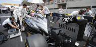 Hoy no habrá anuncio en McLaren según apuntan desde Italia - LaF1.es
