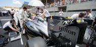 McLaren, dispuesta a apoyar la descongelación de motores - LaF1