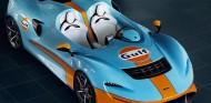 McLaren Elva con los colores de Gulf - SoyMotor.com