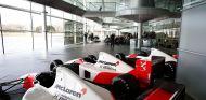 Los McLaren-Honda en el MTC - LaF1.es