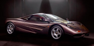 A subasta un McLaren F1 con menos de 400 kilómetros