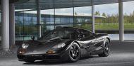 El McLaren F1 fue diseñado por Gordon Murray y tiene una configuración triplaza - SoyMotor