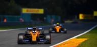 Carlos Sainz y Lando Norris en el GP de Bélgica F1 2019 - SoyMotor