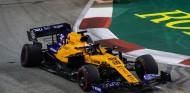 Carlos Sainz en el GP de Singapur 2019 - SoyMotor