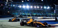 McLaren en el GP de Singapur F1 2019: Viernes - SoyMotor.com