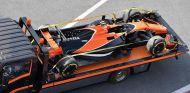 McLaren de Vandoorne en los Libres 1 de Baréin - SoyMotor
