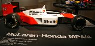 Honda no comprará McLaren