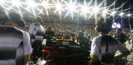 Escena del Gran Premio de Singapur - LaF1