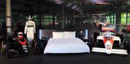 McLaren transforma su fábrica en un hotel para el GP de Australia - LaF1