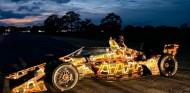 El McLaren de IndyCar se viste de camuflaje para la pretemporada - SoyMotor.com