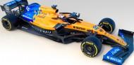 McLaren revela un coche con menos naranja papaya desde Spa - SoyMotor.com