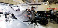 Box de McLaren en Austria - LaF1