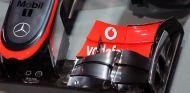 Detalle del McLaren MP4-27 - SoyMotor