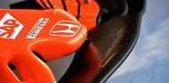 Detalle del frontal del McLaren MCL32 - SoyMotor