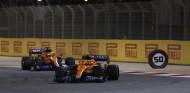 McLaren dio órdenes a Norris y Ricciardo para la salida - SoyMotor.com