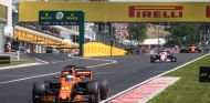 McLaren terminó en los puntos en Hungría, pero no es suficiente - SoyMotor