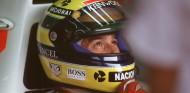 Ayrton Senna en una imagen de archivo - SoyMotor.com