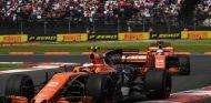 Vandoorne y Alonso en México - SoyMotor