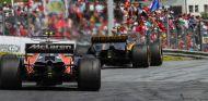 Stoffel Vandoorne y Jolyon Palmer en Red Bull Ring - SoyMotor.com