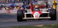 Ayrton Senna en 1988 - SoyMotor