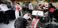 McLaren confirma que estarán en los test de Jerez
