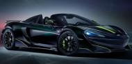 McLaren 600LT Spider Segestria Borealis: el Spiderman de los coches - SoyMotor.com