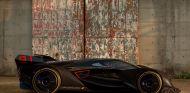 El McLaren Ultimate Vision Gran Turismo es un vehículo híbrido de 1.150 caballos de potencia - SoyMotor