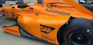 Patrocinadores de McLaren Honda Andretti – SoyMotor.com