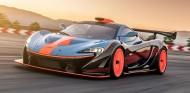 McLaren P1 GTR-18: homologado para la calle aunque no lo parezca - SoyMotor.com