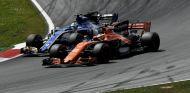 Stoffel Vandoorne (McLaren) emparejado con Marcus Ericsson (Sauber) – SoyMotor.com