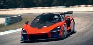 El McLaren Senna marca el mejor tiempo de la pista de The Grand Tour - SoyMotor.com