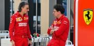 Ferrari se guarda lo que habló con Vettel y Leclerc tras Brasil - SoyMotor.com